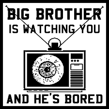 Bildergebnis für big brother is watching you