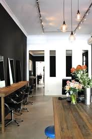 beauty salon lighting. Hair Salon Fit Out By Timbermill Designs / Www.timbermill.com.au Good Beauty Lighting B