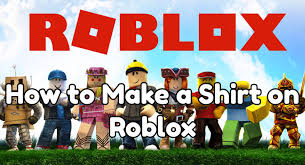 How To Make A Roblox Shirt Template How To Make A Shirt On Roblox Roblox Shirt Template 2018