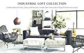 industrial chic furniture ideas. Industrial Look Furniture Chic Ideas V