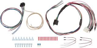 1968 nova parts electrical and wiring wiring and connectors auto meter sport comp gauge cluster wiring harness
