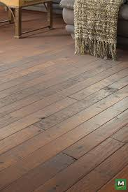 mcconnell hickory solid hardwood flooring you can create a new look for your living room each plank features a handsed texture and beveled edges