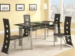 the fontana dining collection is one that can show off your contemporary chic style