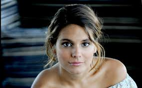 looking forward to tomorrow the reporter n actress caitlin stasey poses for a portrait while promoting tomorrow when the war began