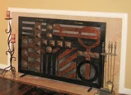 16 decorative fireplace screens fireplace screens oak park decorative fire screen mccmatricschool com