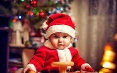 cute merry christmas wallpaper baby. Exellent Merry Wallpaper Look Holiday Child Baby Happy Lights Small Suit Of Santa  Claus Tree New Year Christmas Intended Cute Merry Baby T