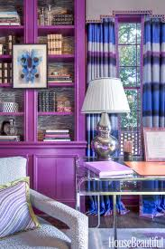 Light Purple Living Room Ideas Best Purple Rooms Lilac And Violet Decorating Pastel Wall