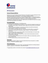 Ideas Awesome Sample Cover Letter For Human Resource Generalist