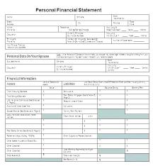 Financial Balance Sheet Template Blank Balance Sheet Form Agarvain Org