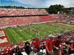 Visitor To An Nc State Football Game Review Of Carter