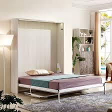 aaron wall bed desk queen size