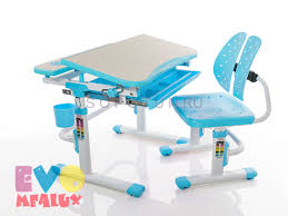<b>Комплект мебели Mealux</b> EVO-05 BL (<b>столик</b> + стульчик): купить ...