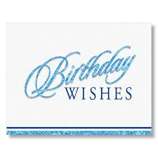 Happy Birthday Business Card Py Birthday Paisley Employee Birthday Card