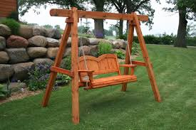 nice porch swing frame 18