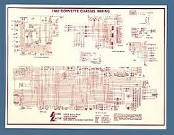 corvette wiring diagram images corvette wiring diagram laminated 1955 1982