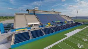 Greene Stadium Seating Chart Ud Begins Process Of Reassigning Seating At Soon To Be