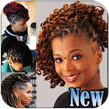 Black Teen Girls Natural Locks Hairstyles Aplikace Na Google Play
