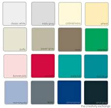 Krylon Color Chart Chalk Paint Finish Now In A Spray Paint Game Changer