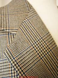 mens clothes vintage mens plaid jacket ing loro piana italy 100 worsted camelhair