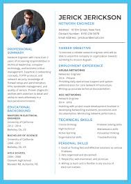 Wondrous Engineering Resume Templates Civil Format Download In Ms