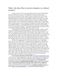 essay of my school garden a paragraph about my school garden online educare