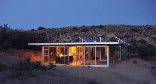 Off the grid modern prefab homes Kits It House Offgrid High Desert Prefab Modern Prefab Modular Homes Prefabium Jetson Green Prefab Kit