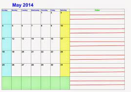 May Blank Calendars May Blank Calendar With Notes Calendars 2018 Kalendar 2018