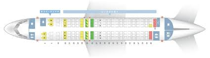 Egyptair Seating Chart Egyptair Fleet Airbus A320 200 Details And Pictures