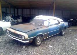what new car did chevy release in 19681969 Camaro Z28 For Sale