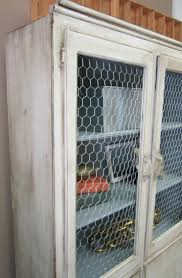 Wire Mesh For Cabinets 17 Best Images About Chicken Wire Mesh On Pinterest Armoires