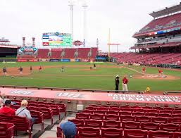 Great American Ball Park Section 119 Seat Views Seatgeek