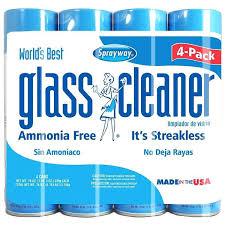 sprayway glass cleaner sprayway glass cleaner toxic