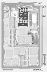 opel meriva b fuse box diagram auto genius opel meriva b 2012 2016 fuse box diagram