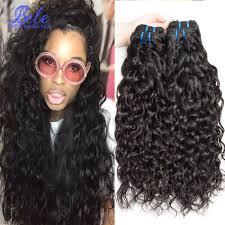 Peruvian Wavy Hairstyles Aliexpresscom Buy Peruvian Wet And Wavy Human Hair 3pcs Natural