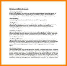 Fundraising Plan Template Fundraising Campaign Plan Template Urldata Info
