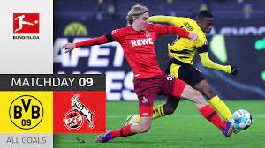 Die lage für die kölner spitzt sich extrem zu, doch trainer gisdol bleibt vorerst. Haaland Miss Skhiri Brace To Shock Bvb Dortmund 1 Fc Koln 1 2 All Goals Matchday 9 Youtube