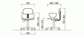 office chair measurements best home design 2018 standard office chair seat height