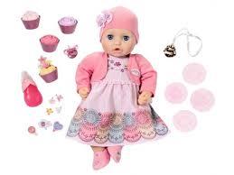 Купить <b>куклу Zapf Creation Baby</b> Anabelle Праздничная 43 см 700 ...