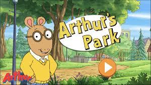 Arthur's Park Game | ARTHUR