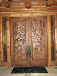 WOOD ENTRY DOORS HAND CARVED AND CABINET DOORS Cabinet Doors - Custom wood exterior doors