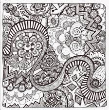 zentangle coloring book new printable zentangle coloring pages for s ripping