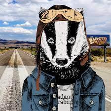 The Badger Flies At Dawn   Adam Rabin