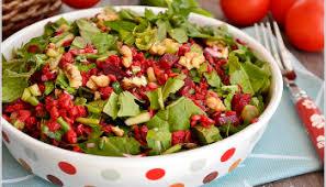 yemek tarifleri - kereviz sapı salatası