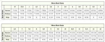 Riedell Figure Skate Size Chart 41 True To Life Jackson Ice Skates Sizing Chart