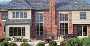 exterior upgrades when replacing windows