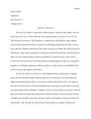 research essay prop adams kelcey adams english a mrs 4 pages essay 1 abortion