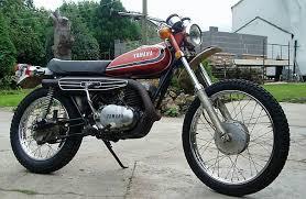 the 1973 yamaha rt3