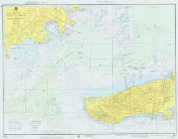 Introduction To Nautical Charts Types Of Navigation Charts