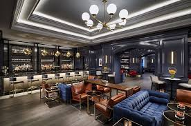 equinox main hotel deluxe. A Sleek Lounge With Seating Areas And Bar Equinox Main Hotel Deluxe