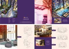You Residences Pamphlet Property Ad Pinterest Brochures